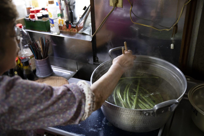 ふきの佃煮